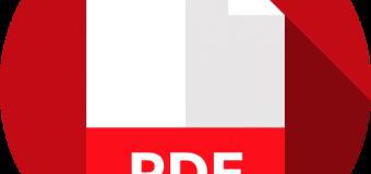 Reducir tamaño archivo PDF en Linux