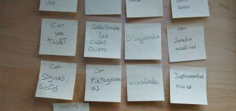 Aulas_TEA: Diferentes maneras de comunicarse sin palabras