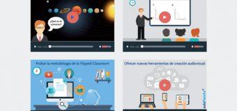 Distintas herramientas para la Creación de vídeos educativos via @jardao  #YouTube
