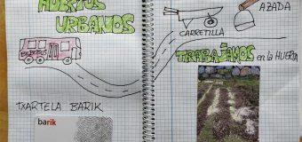 Aulas_TEA: Cuestionario de intereses y cuaderno viajero