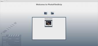 PhotoFilmStrip: una aplicación para videos a partir de imágenes